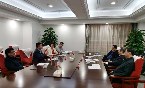 助力三晋加速综改转型 多弗集团董事长胡兴荣赴山西考察